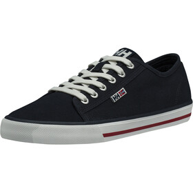 Helly Hansen Fjord Canvas V2 Chaussures Homme, navy/red/off white